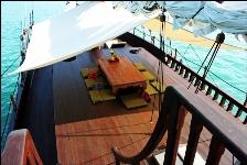 Diva Andaman snorkeling liveaboard
