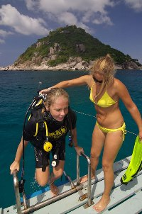 What is Discover Scuba Diving
