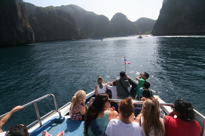 Cheap Phi Phi day trips
