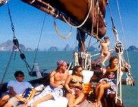 June Bahtra cruise to Krabi