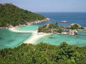 Samui to Koh Tao snorkeling tours