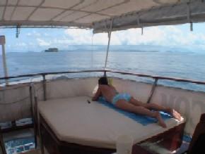 Saimai snorkeling liveaboard