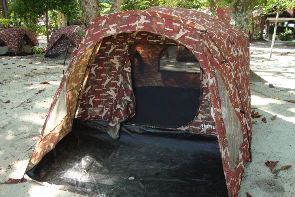 Similan Islands Tent