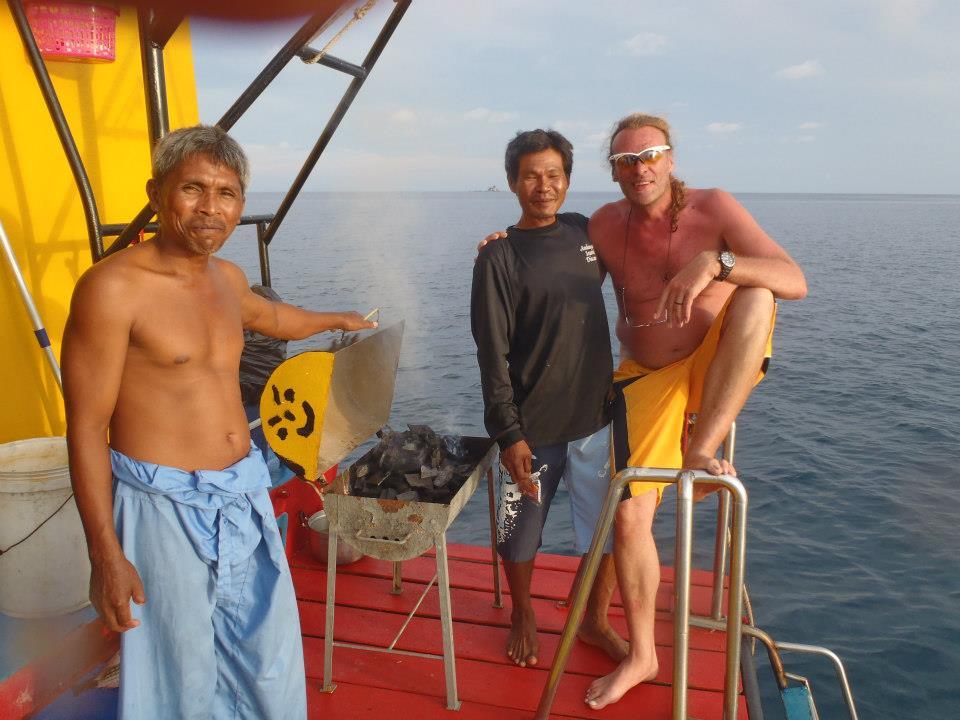 Sawan snorkeling liveaboard photos