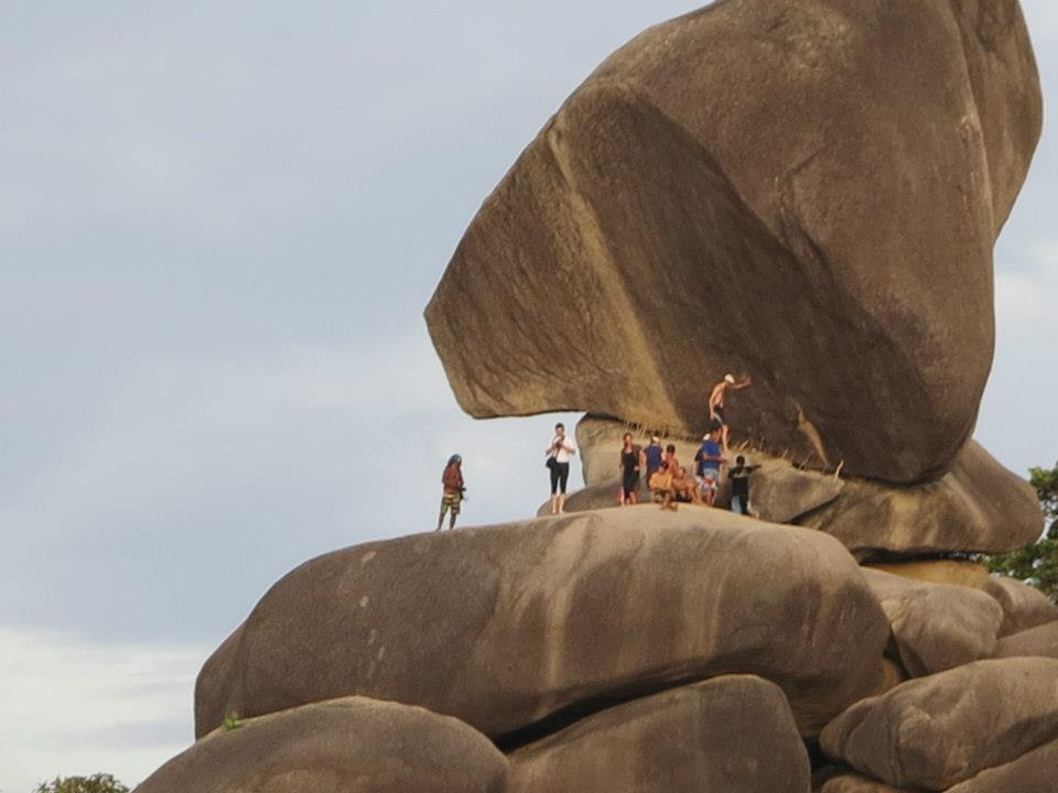sail rock Similan islands
