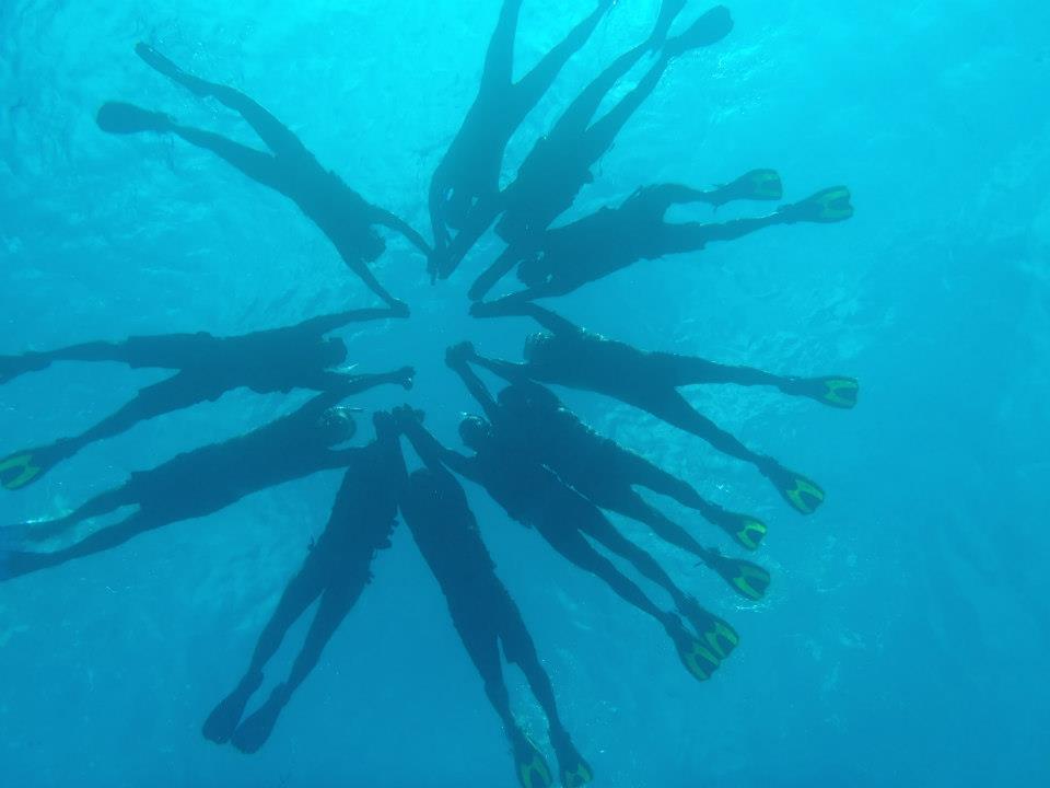 snorkeler ring